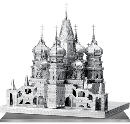 ICONX - St. Basil's Cathedral
