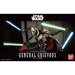 Bandai Star Wars 1/12 Scale - General Grievous