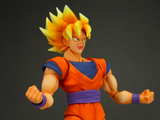 Super Saiyan Son Gokou S.H.Figuarts Comic Con 2011 Exclusive