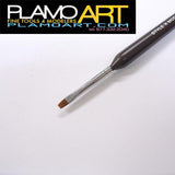 Premium Brush Black Contour Handle #3 PLAMO ART