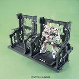 EXP003 System Base 001 Gray BUILDERS PARTS 1/144