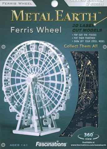 Metal Earth: Ferris Wheel