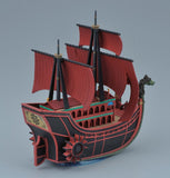 [ONE PIECE] Grand Ship Collection #06 Nine Snake Pirate Ship