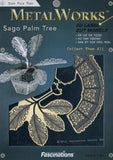 Sago Palm Tree 3D Laser Cut Model