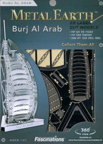 Metal Earth: Burj Al Arab