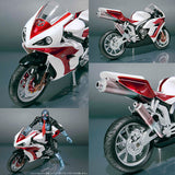 Cyclone Motorcycle Kamen Rider  (The First Ver.) S.H.F.Figurearts