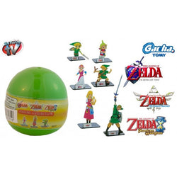 Legend of Zelda Series Figure Collection (1 piece Style May Vary)
