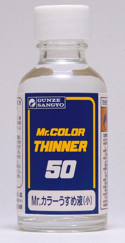 Mr. Color Thinner 50ml Mr. Hobby