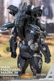 War Machine Mark IV Sixth Scale Figure (Hot Toys)