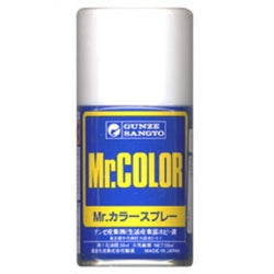 Mr. Color Spray 107 Character White Semi Gloss