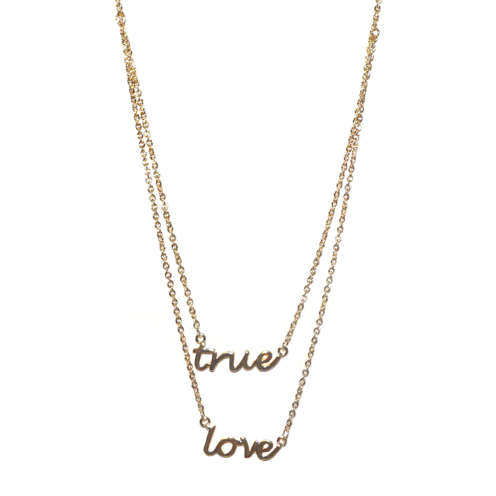 true love necklace