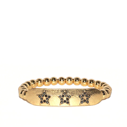 star stretch bracelet