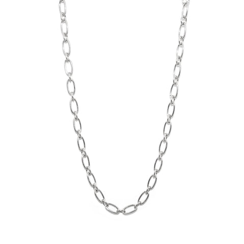 "16"" chain necklace for clasp charms"