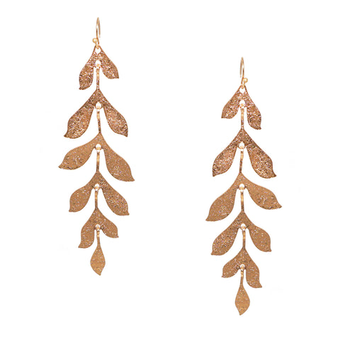 vine statement earring