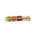 color tile hair pin set