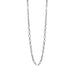 "36"" small oval link necklace for clasp charms"