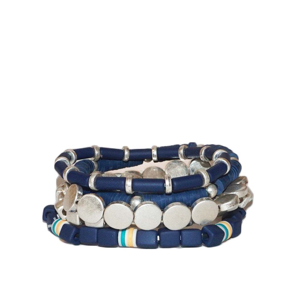 st barth's bracelet set