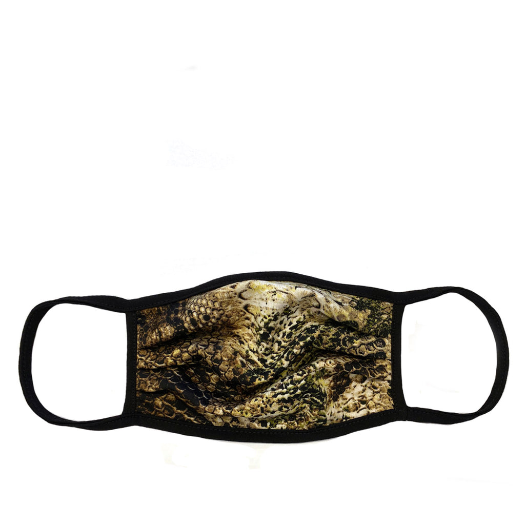 python adult mask with wire