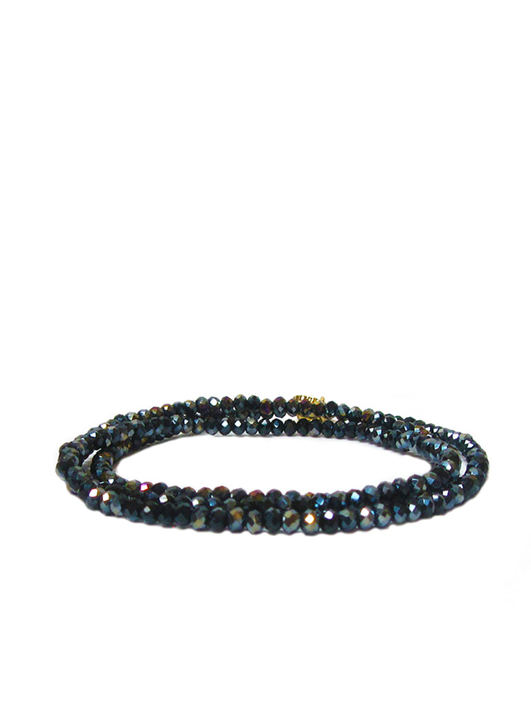 mini stretch wrap bracelet