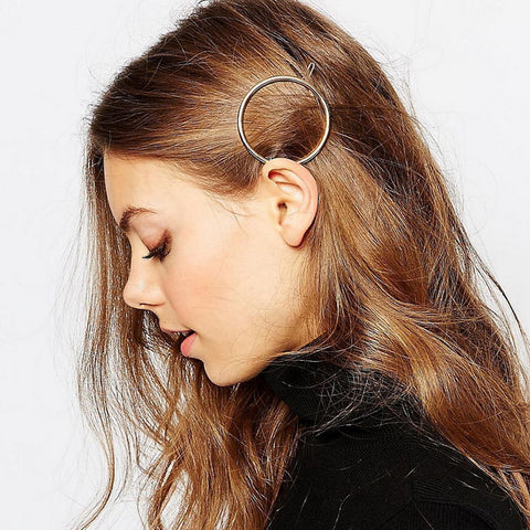 5 Unique Style Gold and Silver Hairpins