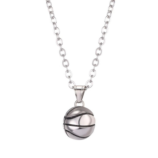 Basketball Lovers Necklace Unisex
