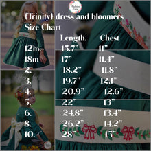 Load image into Gallery viewer, Trinity Twirl plus Bloomers Set