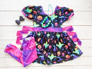 Neon Nights Set (18m-12yrs)