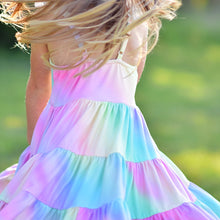 Load image into Gallery viewer, Ombré Rainbow Twirl