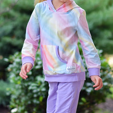 Load image into Gallery viewer, Ombre Rainbow Jogger Set RTS