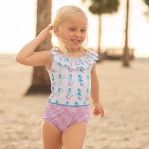 Mermaid Swim One Piece