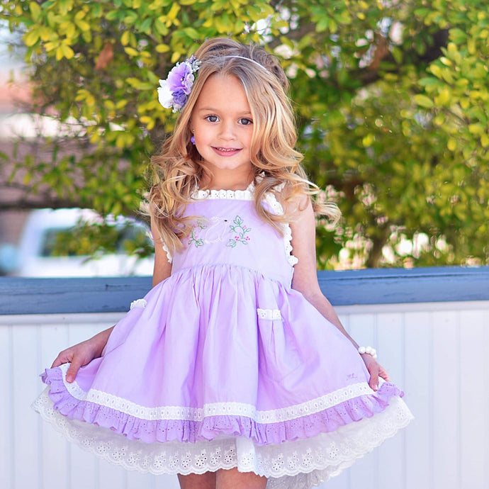 Flopsy 🐇 Dress +Bloomers size (2-10yrs)
