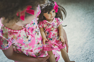 Perfect Pink Doll Dress