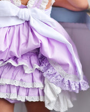 Load image into Gallery viewer, Flopsy 🐇 Dress +Bloomers size (2-10yrs)