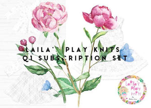 Q1 Subscription 3 sets!