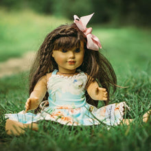 Load image into Gallery viewer, Sunset Sky Playset & Doll Dress option