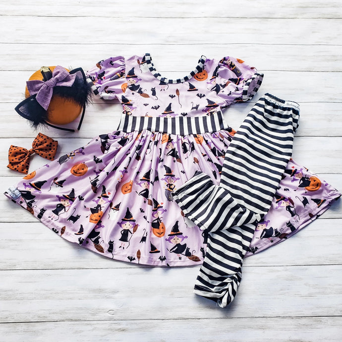 Witches Delight Set (18m-12yr)