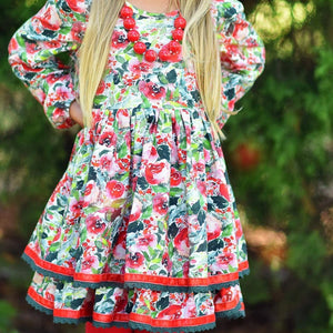 Scarlette Rose Twirl Dress