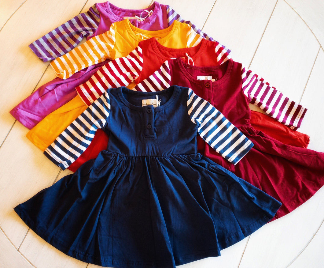 GameDay twirl dresses