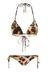 Dirty Fox Triangle Bikini Top