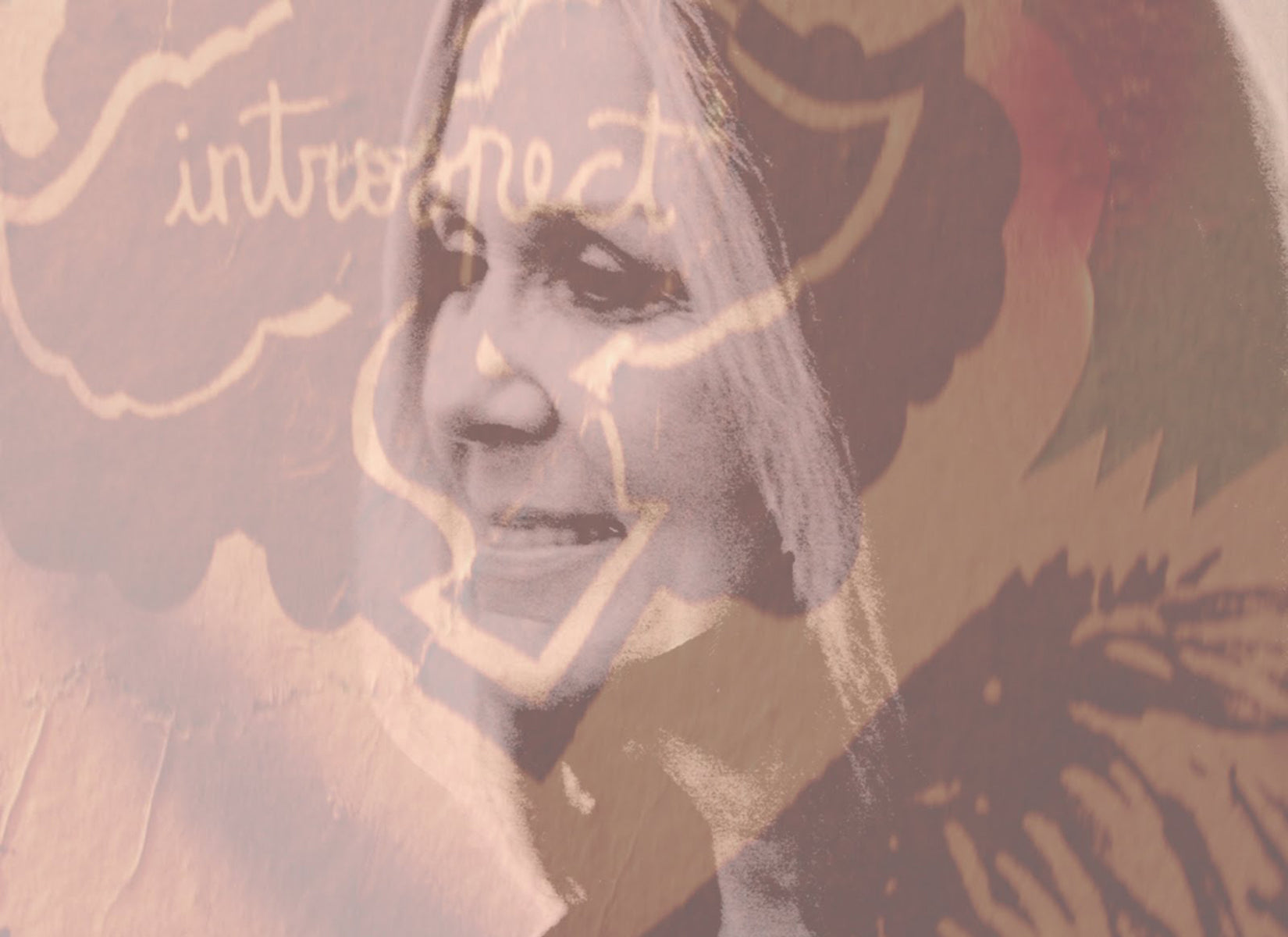 An Ode to Introspection Portrait of Gloria Steinem