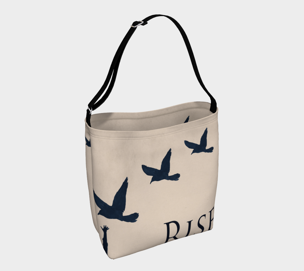 Rise Inkstain Tote Bag