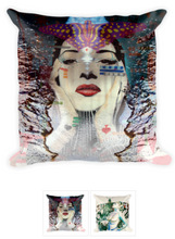 Rise of the Butterfly Pillow