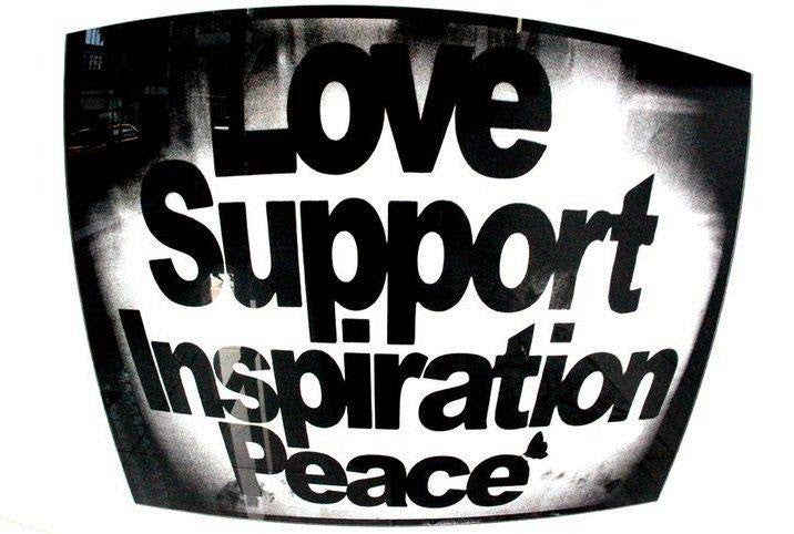 Love Support Inspiration Peace