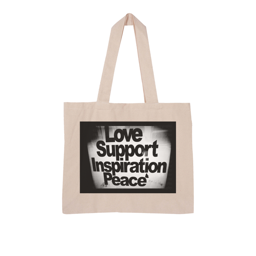 II Large Organic Tote Bag