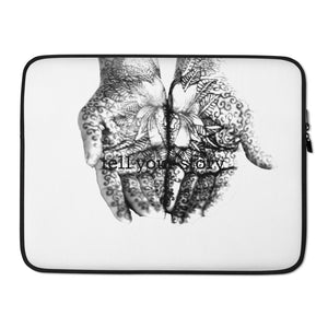 Tell Your Story Laptop Sleeve