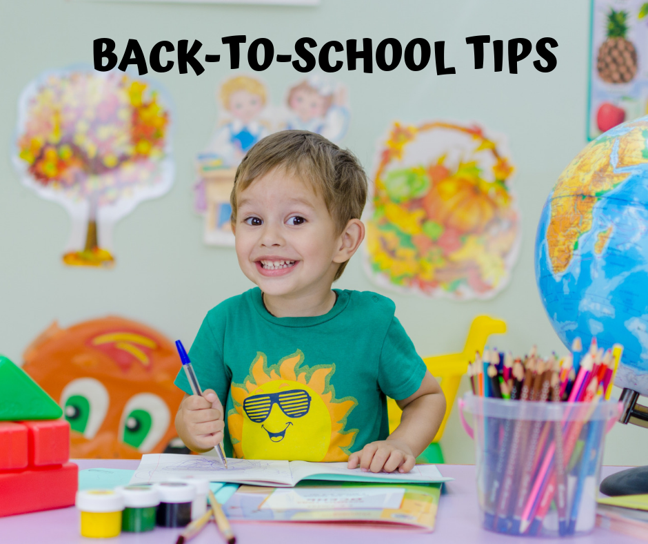 7 Back-to-School Tips to Ensure a Stress-Free Transition!