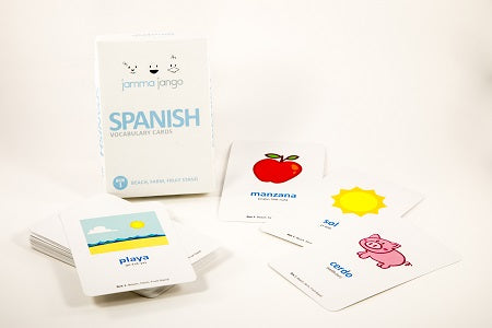 Vocabulary Flash Cards - Spanish
