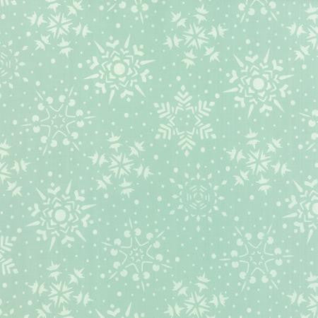 Very Merry Christmas by Sandy Gervais for Moda - Aqua - Modern Vintage Quilt Shop