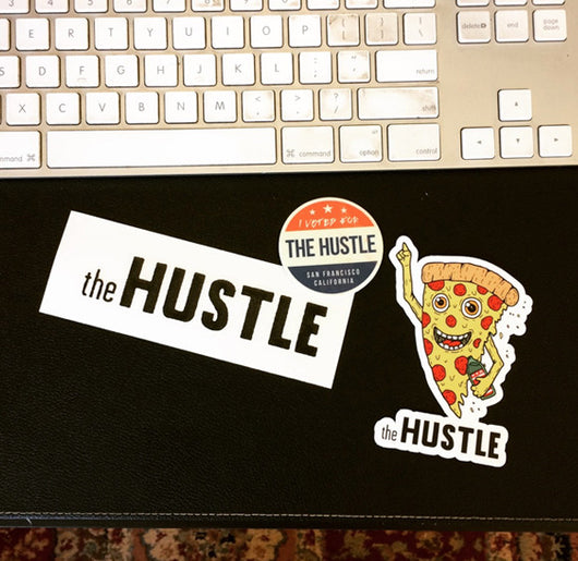 Laptop Stickers - AMB