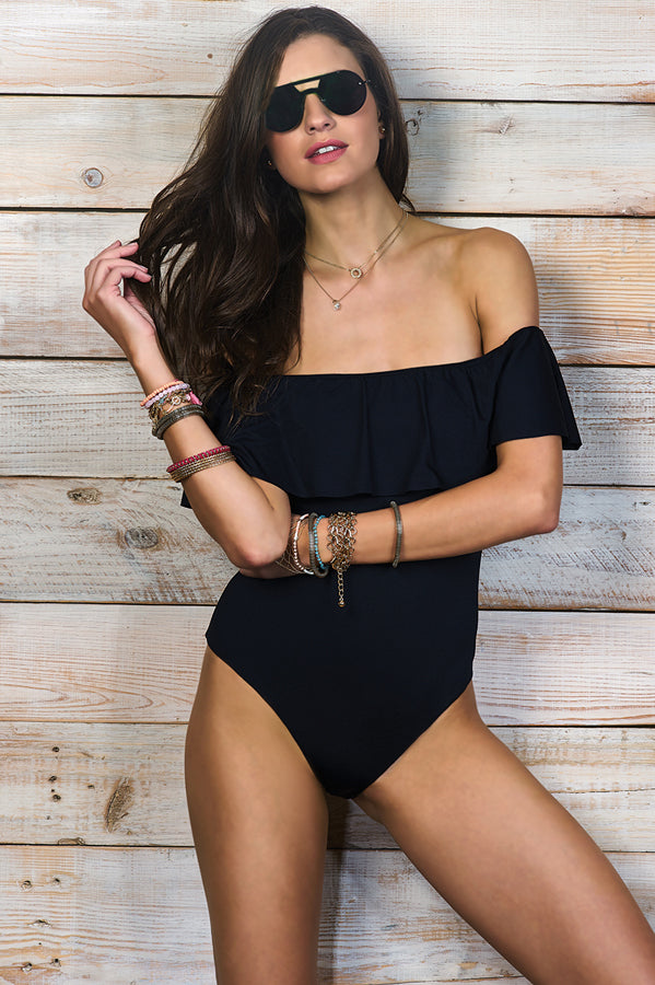 Alegra Black One Piece